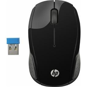 Mouse Óptico Sem Fio Wireless 1000dpi Hp X200