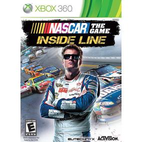 Nascar The Game: Inside Line - Xbox 360 X360 - Mídia Física