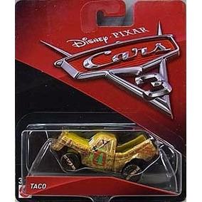 Cars 3 Disney Pixar Taco Juguetería El Pehuén