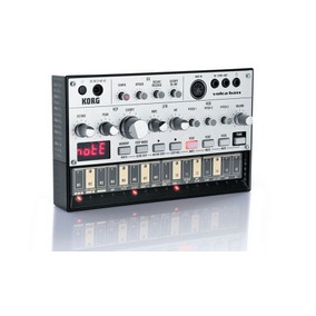 Sintetizador Korg Volca Bass Produccion Musical Analogo