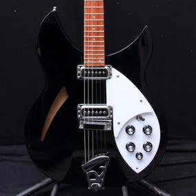 Guitarra Rickenbacker 330 Jet Glow Made In Usa 2012 Beatles!