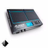 Pad De Percusión Batería Alesis Samplepad 4 As-informatica