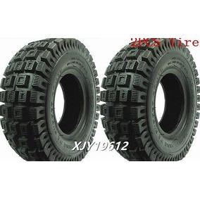 2 Piezas 12x4.00-5 Nuevo Neumático Con Llanta Para Z50 Honda