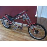 Bicicleta Sting Ray Chopper