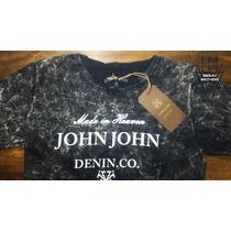 Camiseta John John Original - Denim Co,