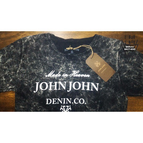 Camiseta John John Original - Denim Co,