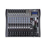 Consola Mixer Moon Mc12usb 12canales Envio Gratis