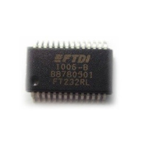 Ci Ft232rl Ft 232rl Conversor Usb-serial Rs232 Ftdi Uart