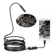Camara Endoscopio Otg Android 5 M Usb Cable Led