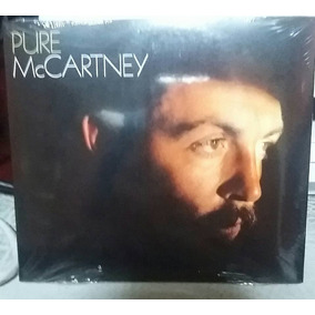Paul Mccartney - Pure Mccartney (cd Duplo) Lacrado