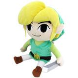 Sanei The Legend Of Zelda The Wind Waker 7 Hd Link Plush