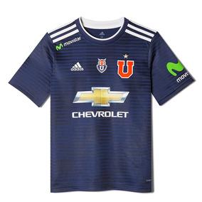 Camiseta Universidad De Chile adidas Niños Local-683