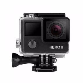 Câmera Goal Pro Hero 3 Com Acessorios Na Caixa