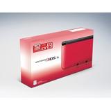 Nintendo 3ds Xl Rojo Nuevo En Caja Con 8 Juego Tienda Fisica