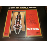 Lp Os 3 Xirus - So Singt Man Deutsch In Brazilien, Ano 1970