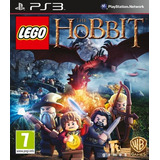 Lego El Hobbit Sony Playstation 3 Ps3 Juego Reino Unido