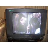 Televisor Samsung Bio Vision 14 Pulgadas Con Control Remoto
