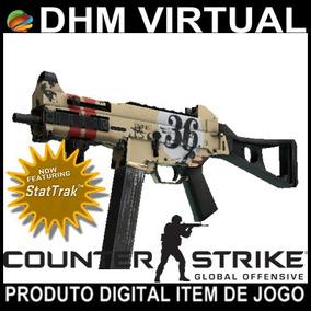 Skin Cs Go Ump-45 Stattrak¿ Grande Prêmio Testada Em Campo