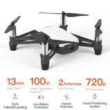 Drone Dji Tello - 720p Hd ++ 2 Baterias Extras (total De 3