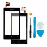 Tela Touch Nokia Lumia 520 N520 520.2 C/ Aro + Ferramentas