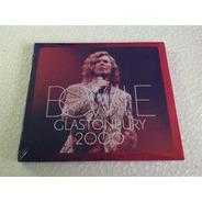 David Bowie - Glastonbury 2000 - Cd Duplo