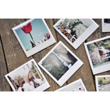 Revelado Digital Imprimi Tus Fotos 9x13 Formato Polaroid