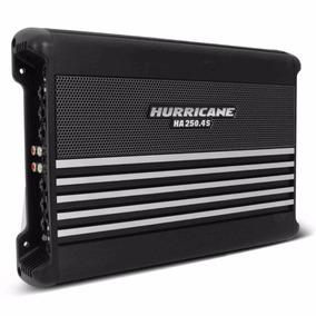 Amplificador 1000w Rms 4 Canais Hurricane 250.4 4x250w 2r