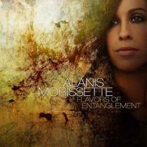 Cd - Alanis Morissette - Flavors Of Entanglement - Lacrado