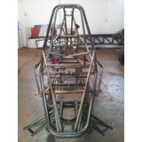 Kit Kart Cross Aranha Ii Tubular - Gaiola Jeep Buggy Trilha