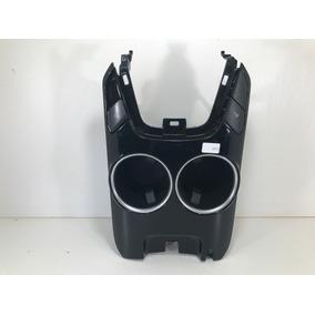 Console C/ Porta Copos Botão Freio Mão Ford Fusion13/15(3813