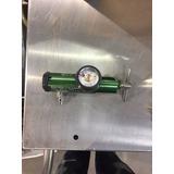 Regulador De Oxigeno Medidor De Flujo Balon De Gas