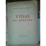 Vidas En Sonetos Herminio Hector Rondano