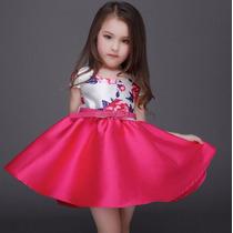 Espectacular Vestido Para Niñas - Patatitas