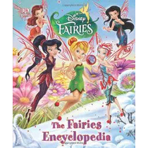 Libro Disney Fairies: The Fairies Encyclopedia - Nuevo