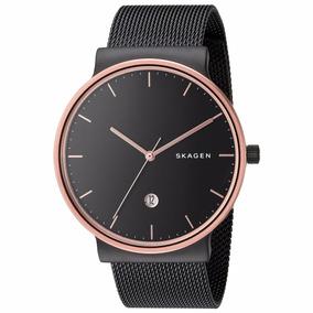 Relógio Skagen Masculino Skw6296/4pn Preto - Nota Fiscal