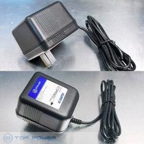T-power Adaptador (tm) Ca / Ca Para 9vac Digitech Rp155 Rp25