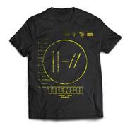 Camiseta Twenty One Pilots Trench Rock Activity