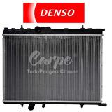 Radiador De Agua Peugeot 206 1.9 Diesel Dw8 Original Denso