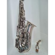 Sax Alto Selmer Sba, Transitional / Mark Vl Silver, Ano 1954
