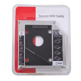 Caddy Adaptador Universal Para 2do Disco Duro De 12.7mm