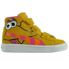 Rihanna Puma RopaY Accesorios Dorado Oscuro En Zapatos H9WI2ED