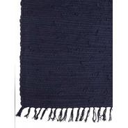 Alfombra Azul Algod. 90x150 52117 Okko