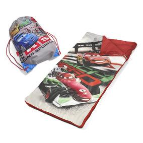 Sleeping Bag Bolsa Dormir Disney Cars Niños Nueva
