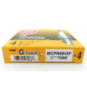 Vela Ignição Ngk Gpower Marea Weekend 2.0 20v Turbo Bcpr6egp