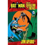 Batman Lendas Do Cavaleiro Das Trevas Jim Aparo 3 Dc Comics