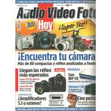 Revista Audio, Vídeo, Foto N° 30
