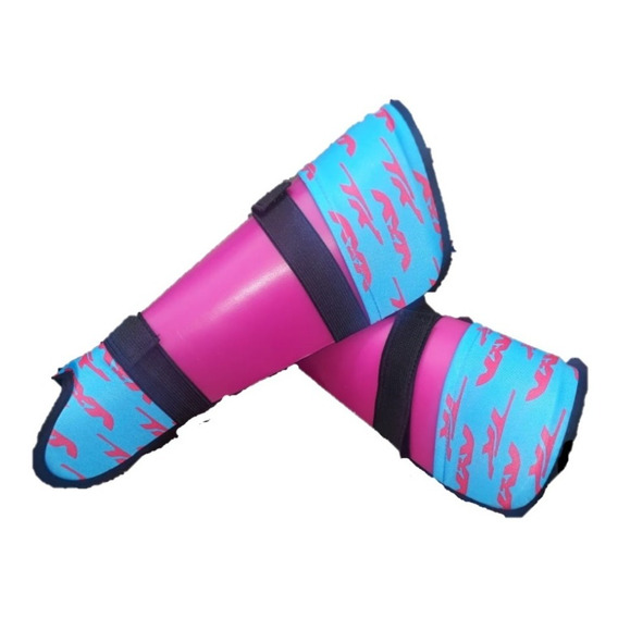 Canilleras De Hockey Anatómica Tk T1 Twist + Funda - Gtía Of