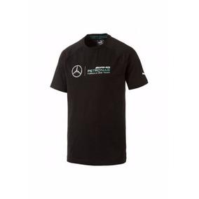 Camiseta Puma Mercedes Styfr Oficial 12x Sem Jrs!!