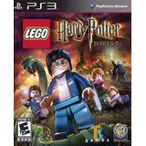 Lego Harry Potter (5-7 Años) Ps3 Fisico Nuevo Xstation