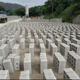 Bloque De Concreto De 10 Y 15 Cm